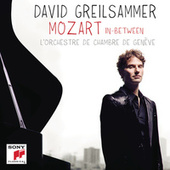 Play & Download Mozart In-Between by David Greilsammer | Napster