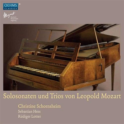Solosonaten und Trios von Leopold Mozart by Various Artists