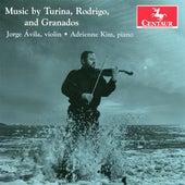 Play & Download Music by Turina, Rodrigo & Granados by Jorge Avila | Napster