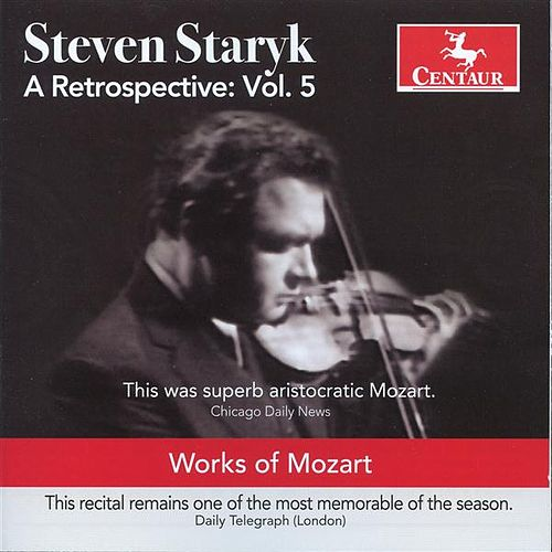 Play & Download A Retrospective, Vol. 5 by Steven Staryk   Napster