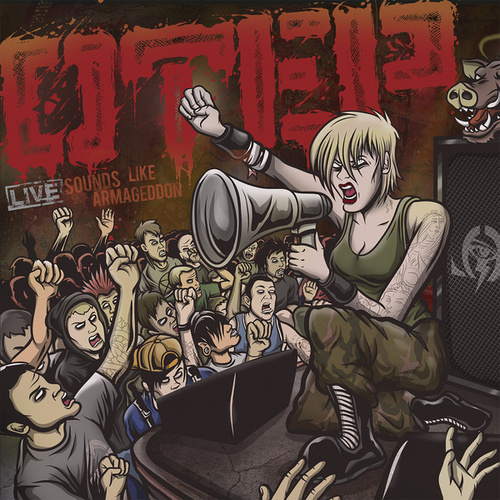 Play & Download Sounds Like Armageddon by Otep | Napster