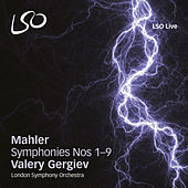 Play & Download Mahler: Symphonies Nos 1-9 by Valery Gergiev | Napster