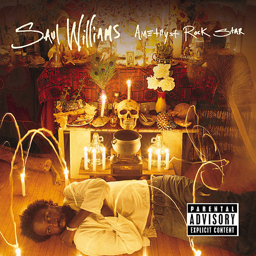 Amethyst Rock Star by Saul Williams