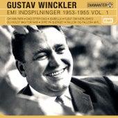 EMI Indspilninger 1954-1955 vol. 1 by Gustav Winckler