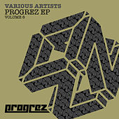 Progrez EP - Volume 8 by Various Artists