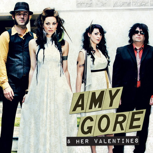 In Love by Amy Gore and her Valentines
