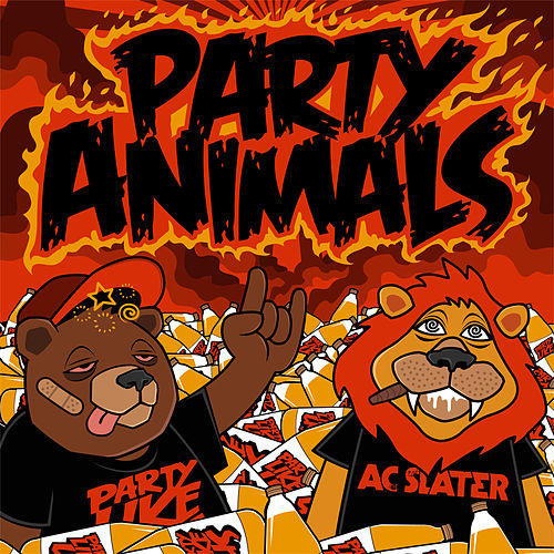 Play & Download Party Animals EP by AC Slater | Napster