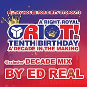 Play & Download A Decade Of Riot! - EP by Various Artists | Napster