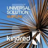 Nurture - EP by Universal Solution