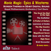 Play & Download Movie Magic: Epics & Westerns by Royal Philharmonic Orchestra | Napster
