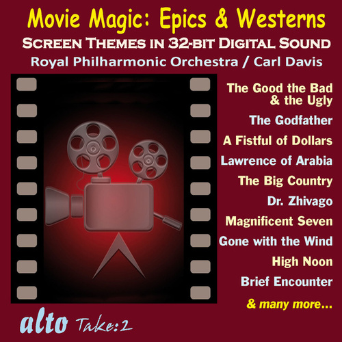 Movie Magic: Epics & Westerns by Royal Philharmonic Orchestra