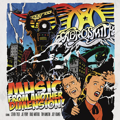 Music From Another Dimension! de Aerosmith