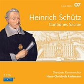 Schütz: Cantiones Sacrae by Dresden Chamber Choir
