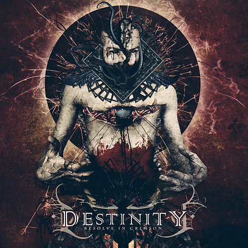 Play & Download Resolve in Crimson by Destinity | Napster