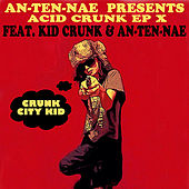 Play & Download Acid Crunk EP X by Various Artists | Napster