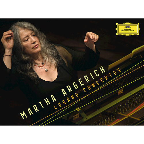 Play & Download Lugano Concertos by Martha Argerich | Napster
