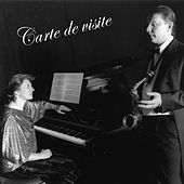 Play & Download Carte de visite by Various Artists | Napster