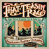 That Teasin' Rag: Vintage American Arrangements from the Ragtime Era by Peacherine Ragtime Orchestra