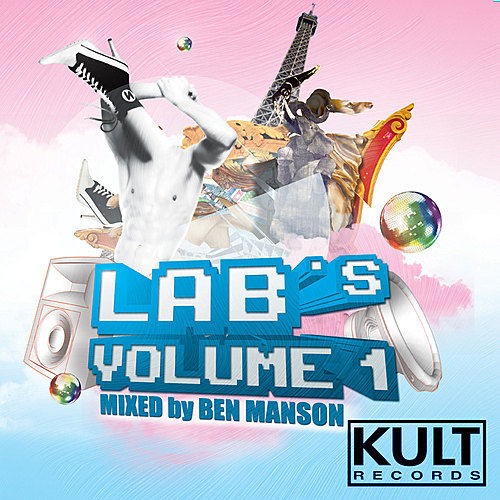 KULT Records presents 'LAB's - Volume 1 - Mixed By Ben Manson' by Various Artists