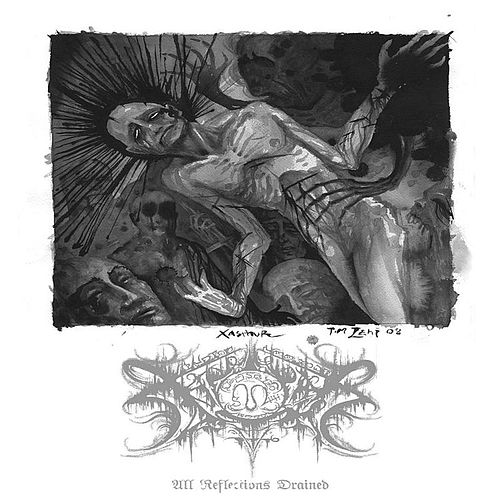 Play & Download All Reflections Drained by Xasthur | Napster