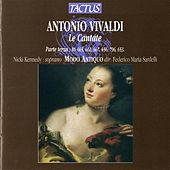 Vivaldi: Le Cantate by Nicki Kennedy