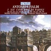 Antonio Vivaldi: I XII Concerti di Parigi by Modo Antiquo