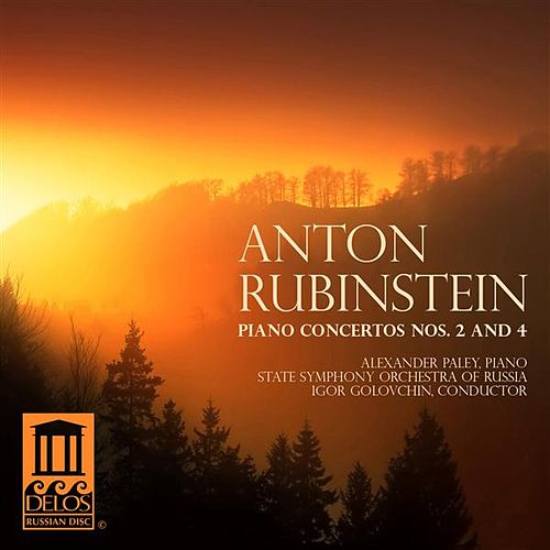 Play & Download Rubinstein: Piano Concertos Nos. 2 and 4 by Alexander Paley | Napster