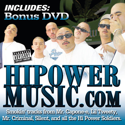 Play & Download Hipowermusic.com [Bonus DVD] by Various Artists | Napster
