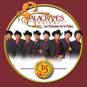 Play & Download 15 Polkas Alacraneras by Alacranes Musical | Napster
