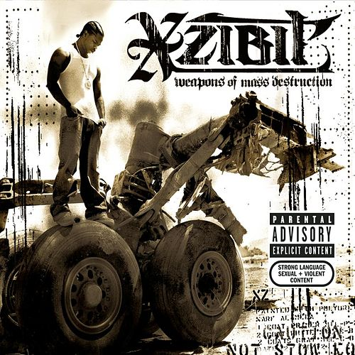 Weapons Of Mass... [CD & DVD] [PA] [Limited]... by Xzibit