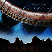 Blue Sky, Red Guitars by Erik Wollo