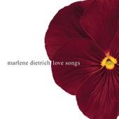 Love Songs by Marlene Dietrich