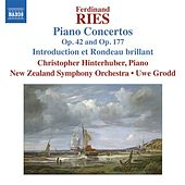 Play & Download Ries: Piano Concertos Vol. 5 by Christopher Hinterhuber | Napster