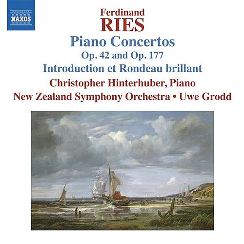 Ries: Piano Concertos Vol. 5 by Christopher Hinterhuber