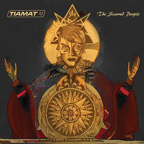 The Scarred People by Tiamat