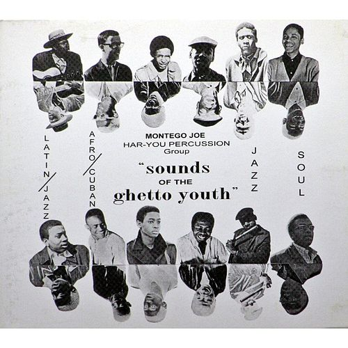 Sounds of the Ghetto Youth by Various Artists