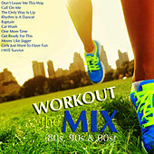 The Workout Mix (80s, 90s & 00s) by Studio Players