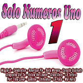 Play & Download Solo Numeros Uno by Various Artists | Napster