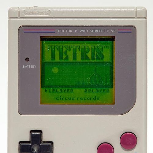 Tetris by Doctor P