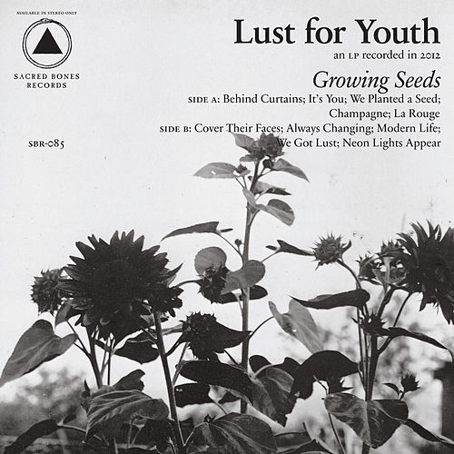 Play & Download Growing Seeds by Lust For Youth | Napster