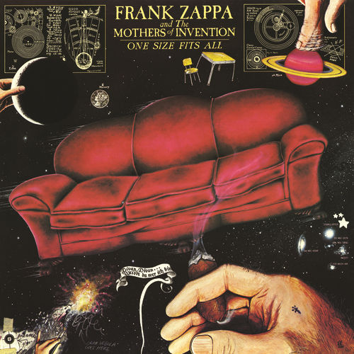 One Size Fits All by Frank Zappa