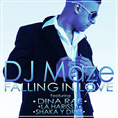 Play & Download Falling In Love (Feat. Dina Rae, La Harissa & Shaka Y Dres) - EP by DJ Maze | Napster