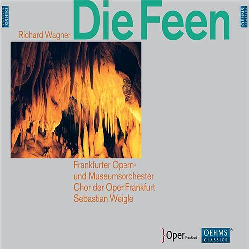 Die Feen: Große romantische Oper in drei Akten by Alfred Reiter