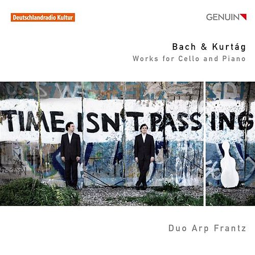 Play & Download Bach & Kurtág: Works for Cello and Piano by Various Artists | Napster