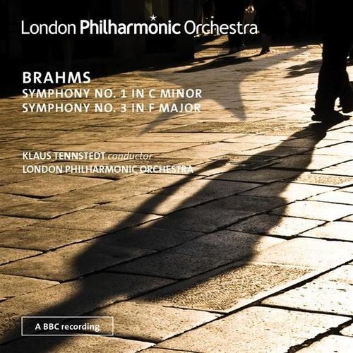 Brahms: Symphonies Nos. 1 & 3 by London Philharmonic Orchestra