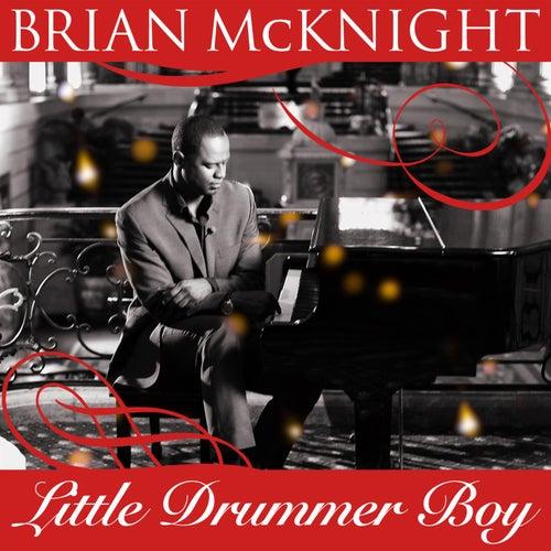 Play & Download Little Drummer Boy by Brian McKnight | Napster