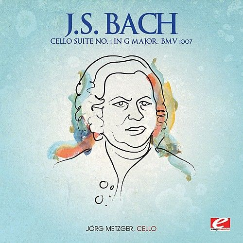 J.S. Bach: Cello Suite No. 1 in G Major, BMV 1007 (Digitally Remastered) by Jörg Metzger
