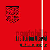 In Cambridge by Cantabile – The London Quartet