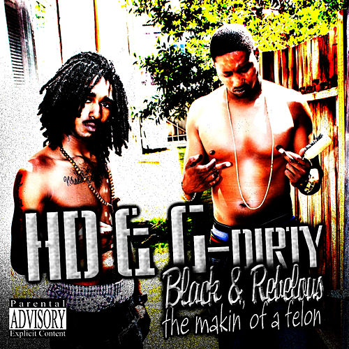 Black & Rebelious The Makin of a Felon by HD