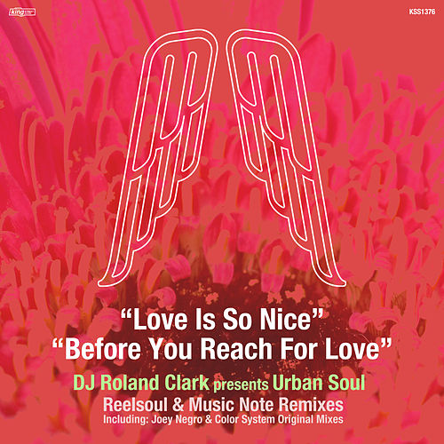 Love Is So Nice / Before You Reach For Love by DJ Roland Clark